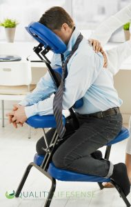 Seated chair massage at your office