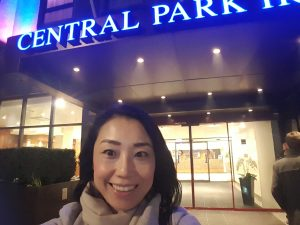 Mobile Massage Hotel Home Visit at Central Park Hotel in London
